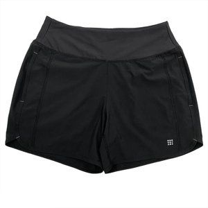 Title Nine Shorts Athletic Black Solid XS
